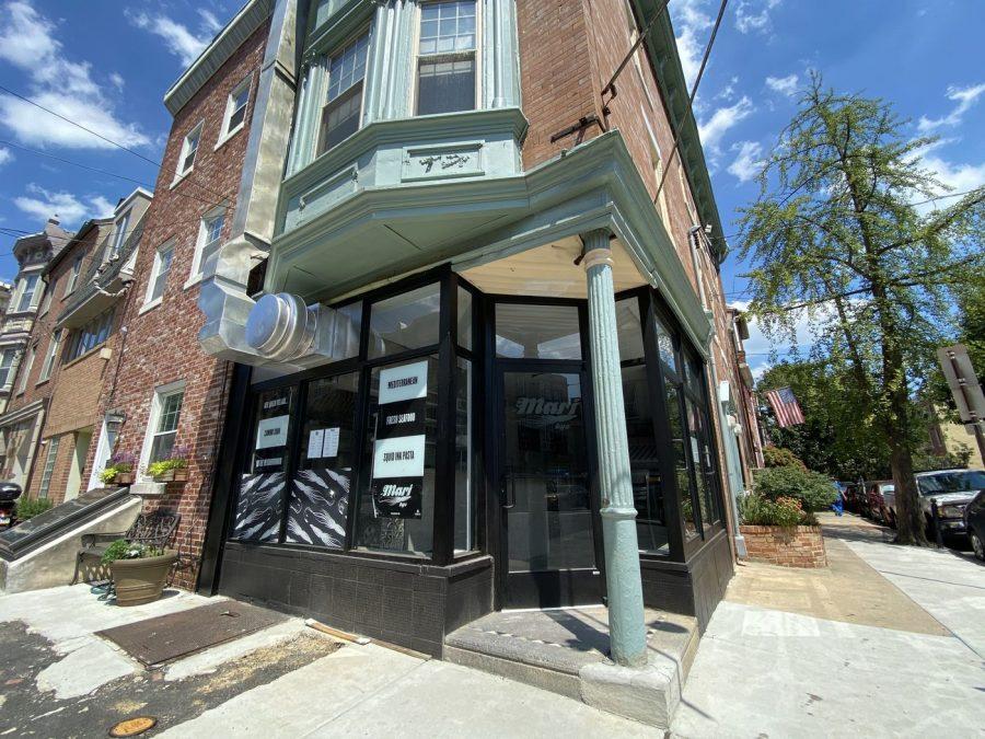 Mari BYO is a great restaurant in Philadelphia