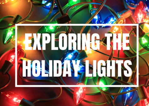 Holiday lights are a major part of the holidays and get everyone in the holiday spirit.
