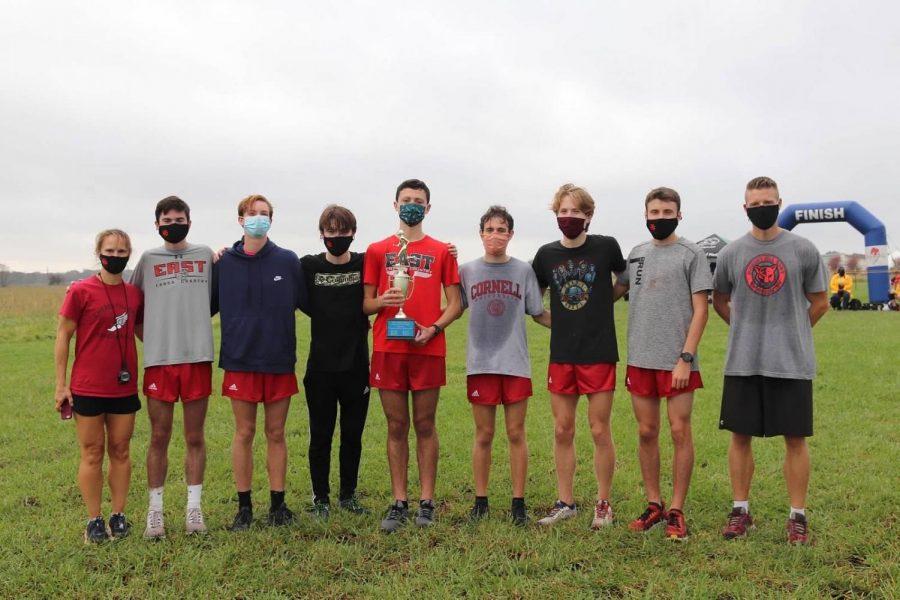 Despite COVID-19, the boys track team had an unforgettable season.