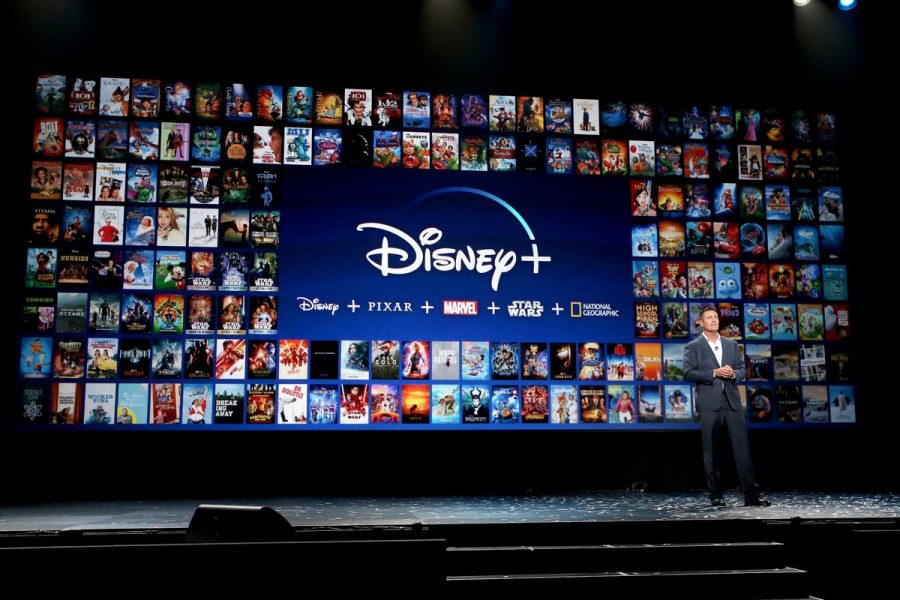 Disney Plus, similar to Netflix, is a subscription based streaming service that has movies/TV shows from Disney, Pixar, Marvel, Star Wars, and National Geographic.