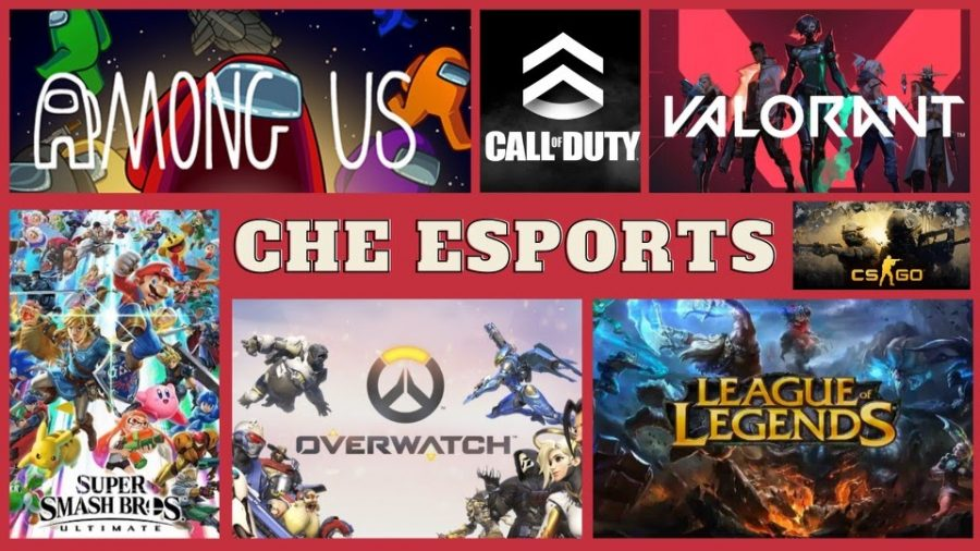 The E-sports Club came up with many creative ideas for their club members to participate in.