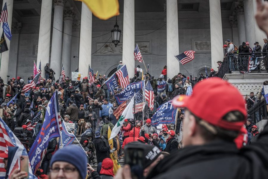 On January 6, pro-Trump rioters stormed the Capitol building, and Republicans in Congress need to be held accountable.
