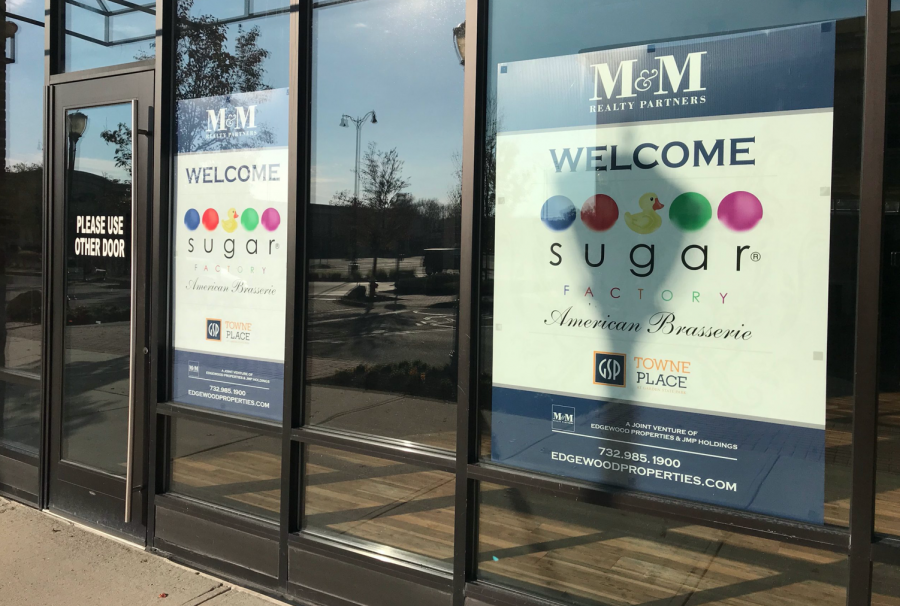 New stores are opening as 2021 starts, one of them being Sugar Factory.