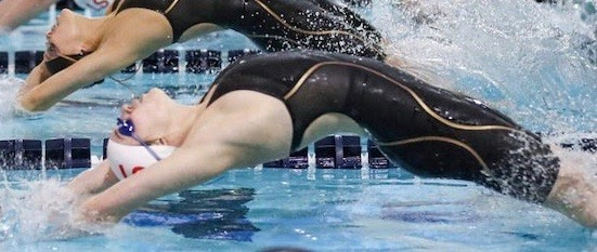 COVID repeatedly takes away Emily Fekete's ability to attend swim practice and meets.