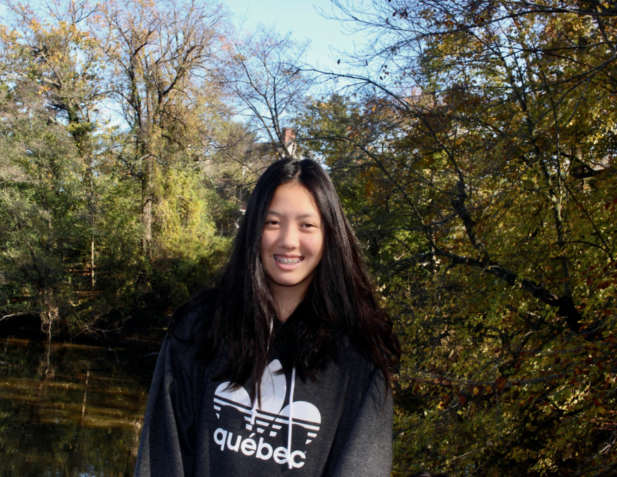 Sophia Liu reflects on this year and everything she learned from COVID.