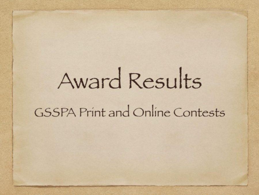 Eastside won countless awards at the GSSPA Awards.