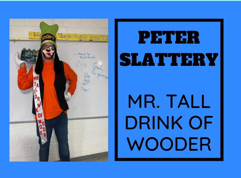 Peter Slattery (21) has been working so hard to put together his entertaining act for the 2021 Mr. East competition .
