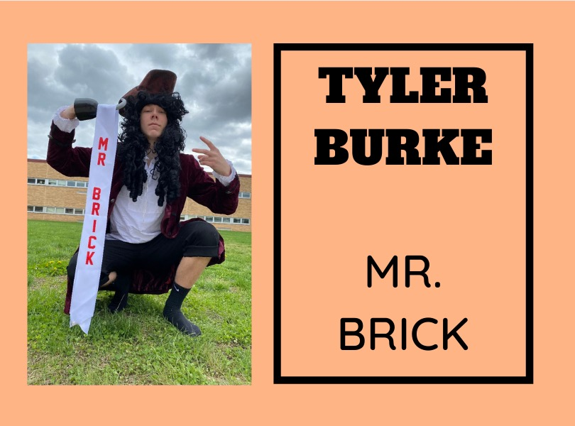 Tyler Burke (21) cannot wait to amaze the audience with his show stopping performance.
