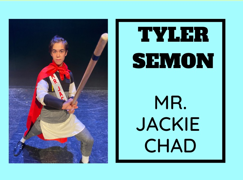 Tyler Semon ('21) is looking forward to the 2021 Mr. East competition.