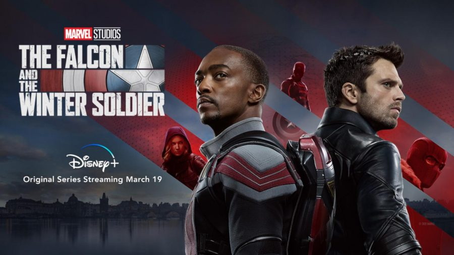 All six episodes of The Falcon and the Winter Soldier are available on Disney Plus.