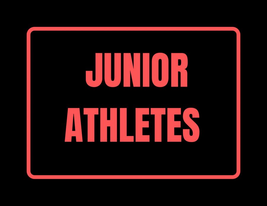 Many+junior+athletes+had+a+successful+2020-2021+sports+season.