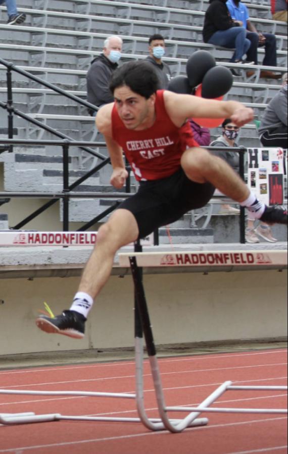 Jordan Grossman ('21) is eager to succeed.