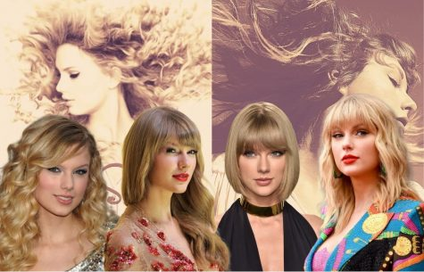 Taylor Swift will re-record her past albums.