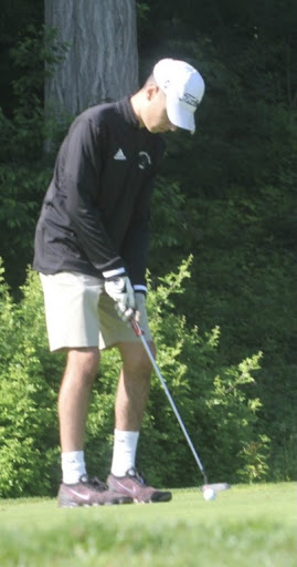 Herring, like Blumenthal, plays both golf and soccer for East.