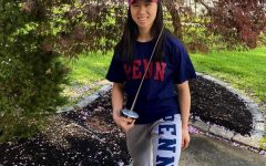 Navigation to Story: Justina Lam ('21) makes the Fencers Club her second home