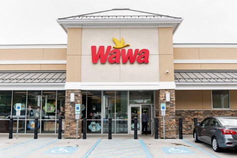 One of the many Wawa locations in Cherry Hill