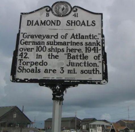 Small Island, Big History: the Unknown Submarine Battles of Ocracoke, North Carolina