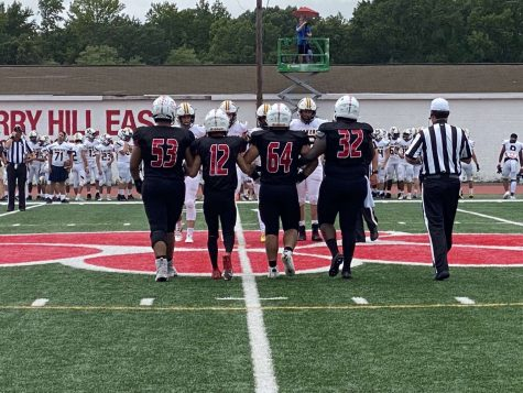 The East Cougars Football Team is ready for an unforgettable season.