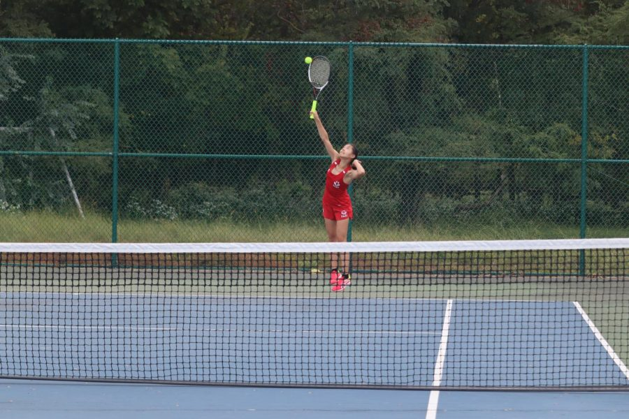 PHOTOS: East Girls Varsity NJSIAA Match