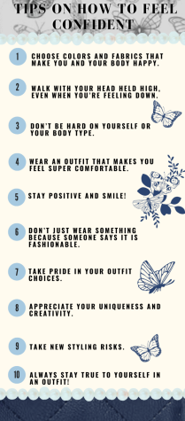 Tips and tricks on how to feel confident in your own style